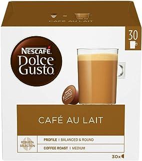 Nestle 雀巢 DOLCE GUSTO 牛奶咖啡, 30个 (3盒装-共90个, 90份)
