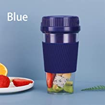 Portable Blender Mini Personal Mixer, Waterproof Smoothie Blender With USB Rechargeable, BPA Free Cordless Personal Blende...