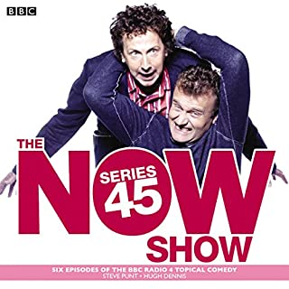 The Now Show: Series 45 cover art
