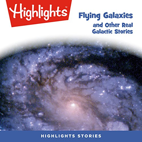 Flying Galaxies and Other Real Galactic Stories copertina