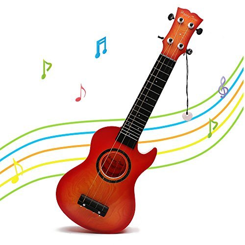 HANMUN Musical Ukulele Guitar Learning...