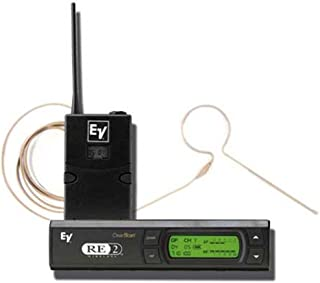 Electro-Voice RE2E Bodypack Wireless Headset System (with Beige Headset)