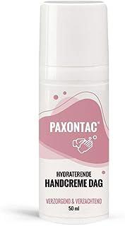 Paxontac moisturising handcrème Dag 50 ml - Droge handen - Natuurlijke ingrediënten (Ureum, Olijfolie, Bijenwas, Amandelol...