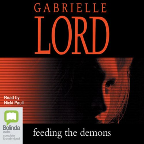 Feeding the Demons audiobook cover art