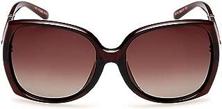 KLESIA レディースサングラス 400カット 紫外線防止 偏光 有害光線対応可