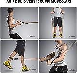 Zoom IMG-1 omorc elastico fitness elastici pettorali
