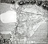 Plan of the Battle of Minden, drawn by.. - 27,9x35,5 cm