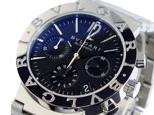 [ブルガリ]BVLGARIブルガリブルガリ自動巻きクロノ腕時計BB38BSSDCH[並行輸入品]