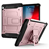 Spigen Tough Armor Tech Designed for iPad Pro 11 Case (2018) - Rose Gold