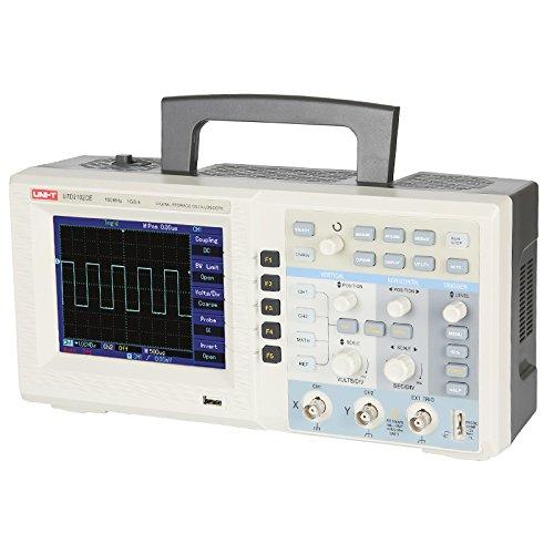 UNI-T UTD2102CE digitale opslag Oscilloscoop 2 kanalen 100 MHz 1Gs/s