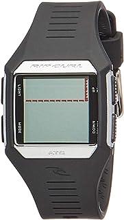 RIP CURL Men's A112405441SZ Year-Round Digital Black Watch