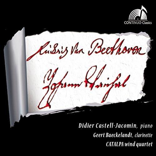 Didier Castell-Jacomin, Geert Baeckelandt & Catalpa Wind Quartet