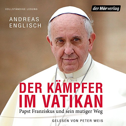 Der Kämpfer im Vatikan audiobook cover art