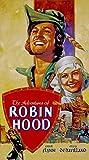 Adventures Of Robin Hood, Errol Flynn & Olivia De Havilland, Basil Rathbone, 1938 - Foto-Reimpresión película Posters 16x29 pulgadas - sin marco