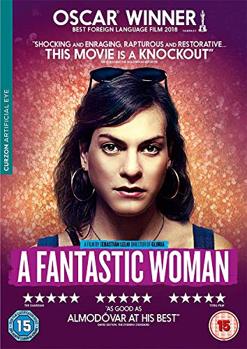 A Fantastic Woman [DVD]