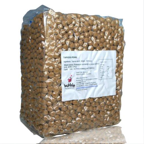 Tapioca Pearl - Perlas originales para té de burbujas (3 kg)