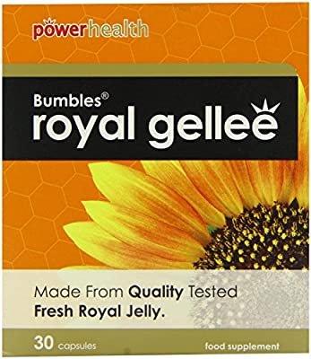 Power Health Bumbles Royal Gellee 500mg 30 Capsule - CLF-PH-BUR530