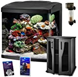 BioCube Coralife Size 32 LED Aquarium Reef Package (with New Improved Stand)