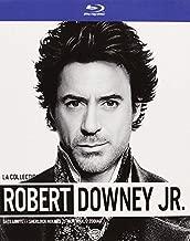 Robert Downey Jr. Collection - 4-Disc Boxset ( Due Date / Sherlock Holmes / Iron Man / Zodiac ) (Blu-Ray)