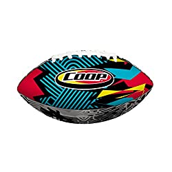 commercial COOP Hydro Football, colors and styles may vary nerf water football