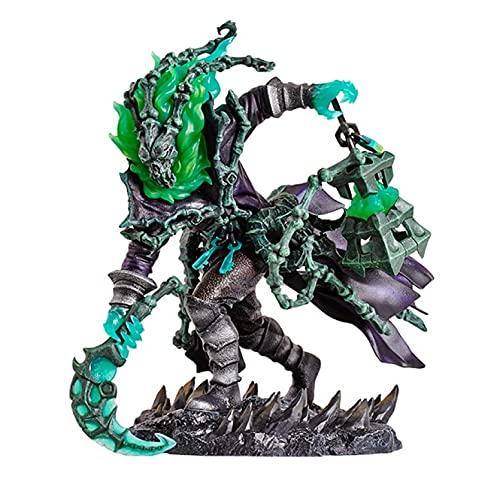 25Cm League of Legends Figur, Thresh Actionfigur Puppe, Spieleliebhaber Sammeln Spielzeuggeschenke