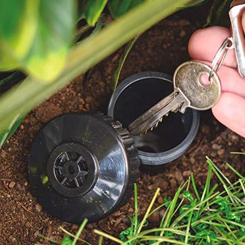 Burwells Key Hider Hide Sprinkler Head Safety Disguise Spare Hiding Storage...