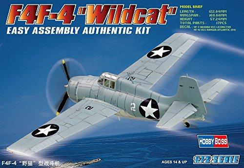 Hobby Boss 80220 Modellbausatz F4F-4 Wildcat