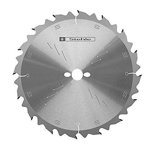 Stehle HW ZFL Zuschneid-Kreissägeblatt 250x3,2/2,2x30mm Z=18 Flachzahn mit Spandickenbegrenzung