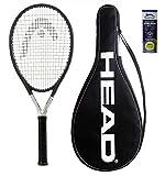 Head Ti S6Raqueta de Tenis + 3Pelotas de Tenis de Slazenger RRP £220, tamaño L3, L3