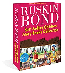 Ruskin Bond - Best Selling Children Story Books Collection (Set of 4 Books) Product Bundle