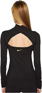nike long sleeve women's running top