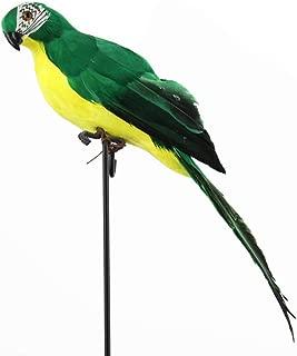 tiki bird ornament