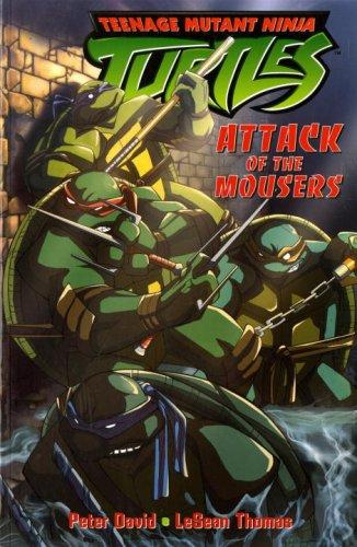 Teenage Mutant Ninja Turtles: Attack of the Mousersの詳細を見る