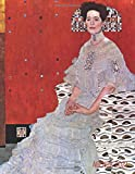 Gustav Klimt Agenda Mensile 2021: Ritratto di Fritza Riedler | Inizia Ora e Dura Fino Dicembre 2021 | Art Nouveau | Pianificatore Settimanale 2021 (12 Mesi)