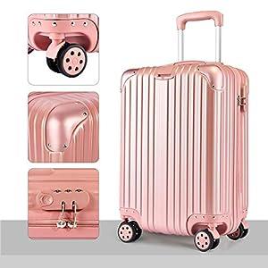 スーツケース 機内持ち込み キャリーバッグ キャリーケース きないもちこみ 超軽量 静音 sサイズ 耐衝撃 360度回転 ファスナー式 3泊 旅行 ビジネス 出張に快適