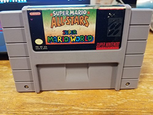 Super Mario All-Stars / Super Mario World