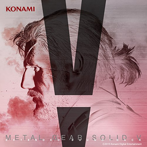 METAL GEAR SOLID Ⅴ EXTENDED SOUNDTRACK