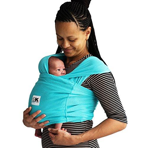 Baby K'tan Porte-bébé (XL, bleu sarcelle Breeze)