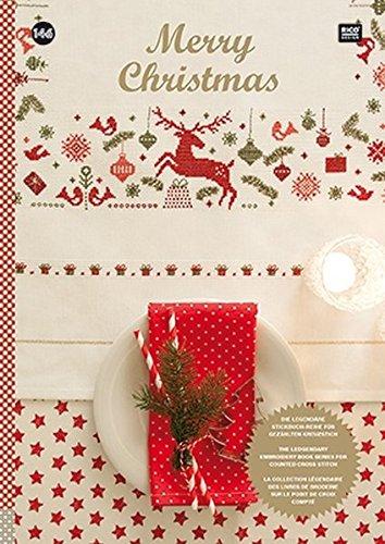 Buch 146 Merry Christmas: Die legendäre Stickbuch-Reihe für gezählten Kreuzstich