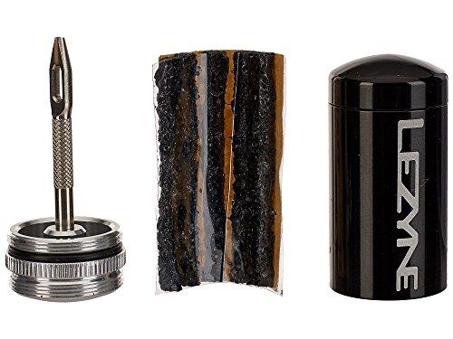LEZYNE 1-pk-tbls-V104 - Kit de reparación Unisex, Color Negro