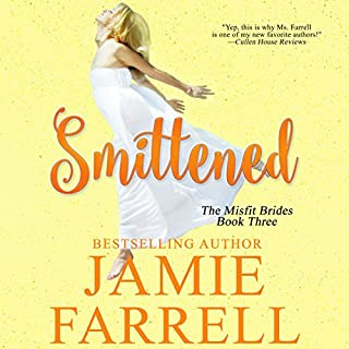 Smittened audiobook cover art