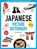G Stout, T: Japanese Picture Dictionary: Learn 1,500 Japanese Words and Phrases (Ideal for Jlpt & AP Exam Prep; Includes Online Audio) (Tuttle Picture Dictionary) - Timothy G Stout