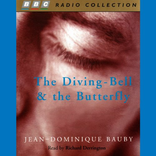 The Diving-Bell and the Butterfly audiobook cover art