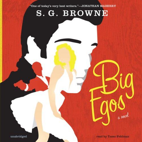 Big Egos audiobook cover art