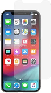 Griffin Survivor Glass Screen Protector for Iphone XS, Multicolor