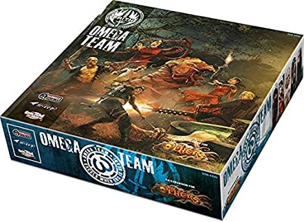 CMON The Others: 7 Sins - Omega Team Box Kickstarter Exclusive Board Game