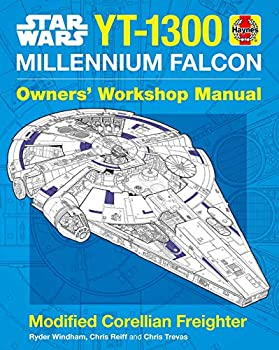 Star Wars  Millennium Falcon  Owners  Workshop Manual  Haynes Manual
