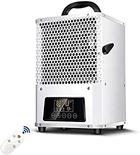 Termoventiladores y calefactores cerámicos Calentador de alta energía del hogar, 4000W, el calor rápido, grandes locales comerciales, naves industriales, invernaderos, pantalla inteligente, el control