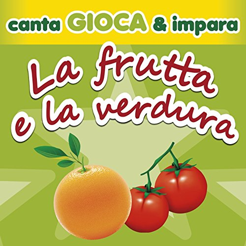 Verdura frutta e vitamine (Base musicale)