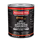 Custom Shop Premium High Build Acrylic Lacquer Primer Surfacer, 1 Gallon - Fast...